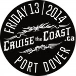 Cruise the Coast pin