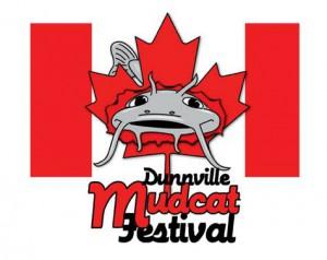 Dunnville Mudcat Fest logo